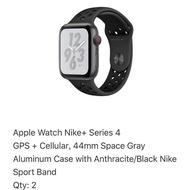 Apple Watch Nike+Series4 GPS+Cellulae(三種款式)【二手】