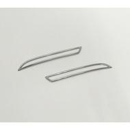 ~圓夢工廠~ Honda Odyssey 超質感 改裝 鍍鉻銀 後保桿燈框 後反光片框 後霧燈框飾貼