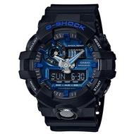 CASIO/G-SHOCK 卡西歐 GA-710-1A2(GA-710-1A2DR) 雙顯 男錶 女錶 防水 手錶