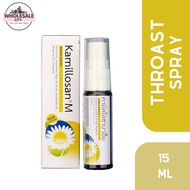Kamillosan Throat Spray Solution 15mL