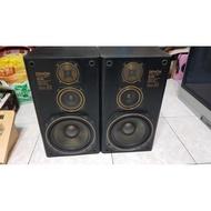 故障的DENON SC-R66喇叭-只有低音