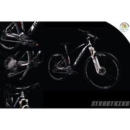 จักรยาน 700c INFINITE FUZZ PRO LT 2019