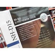 【全新盒裝】貓頭鷹 Noctua NH-D15 雙塔雙扇六導管靜音CPU散熱器 六年保固 單購:3385