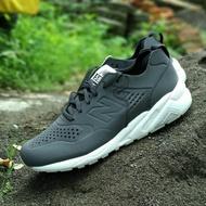 現貨 iShoes正品 New Balance 580 男鞋 黑 皮革 復古 日系 休閒 運動鞋 MRT580DX D