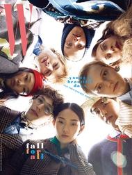 W KOREA (韓文版) 2018.09 <航空版>