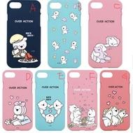 韓國 浮誇兔 EXTREMELY RABBIT 瘋狂熊 浮誇兔手機殼 iphone8 i8+ Galaxys8 S9