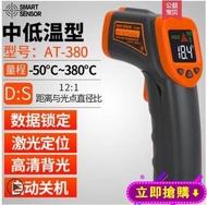 測溫槍 希瑪紅外線測溫儀家用烘焙檢測高精度油溫槍溫度計工業廚房測溫槍YQS 【快速出貨】