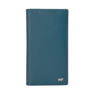 BRAUN BUFFEL HOMME-M系列17卡長夾 -藍綠 BF306-301-TEA