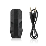Rondaful USB Bluetooth 5.0 Music Receiver 3.5MM Audio Transmitter Hands-free Car Adapter For Stereo