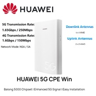 Huawei 5G 4G Router outdoor 5G CPE Win H312-371 support sim card slot NSA SA network modes huawei 5G modem WIFI Route