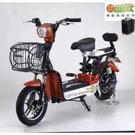 可愛馬 CTH026 電動自行車