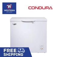 Condura CCF250RI 8.8cuft Inverter Compressor, Chest Freezer