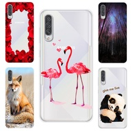 Samsung Galaxy A50S casing Printed phone case Cartoon Back Cover For Samsung Galaxy A50S