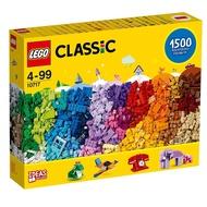 LEGO 樂高 CLASSIC 補充 10717 Extra Large Brick Box