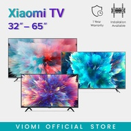 【Official Store】Xiaomi Smart TV | 32 43 50 in | LED HD | Android TV