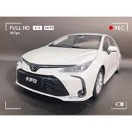 Toyota Corolla Altis 1/18 1:18車模 模型 模型車
