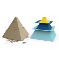 比利時 Quut 金字塔模型組 沙灘玩具
