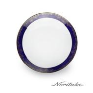 【NORITAKE】藍色樂章中式深圓盤23.4cm(日本皇室御用瓷器品牌)