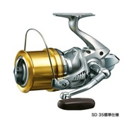 【SHIMANO】SUPER AERO Spin Joy SD30遠投捲線器(03399)