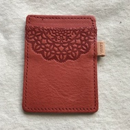 Kanmi日製真皮票夾