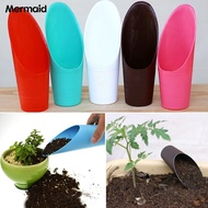々mermaid Bucket Shovel Soil Spade Garden Potted Plant Succulent Planting
