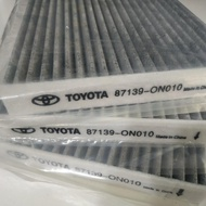 [SG Seller] Brand New High Quality Toyota Camry Wish Altis Vios Sienta Yaris Charcoal Aircon Filter