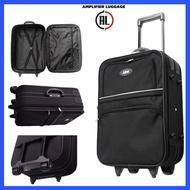 [ขยายความจุ] กระเป๋าเดินทาง ล้อลาก 2 ล้อ ขนาด 17-30 นิ้ว กระเป๋าล้อลาก กระเป๋าเดินทางล้อลาก แบบผ้า คุณภาพดี ถูกที่สุด
