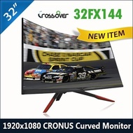 Crossover 32FX144 CRONUS 1800R 144Hz FHD 32 Curved Gaming Monitor