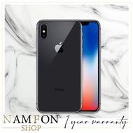 APPLE iPhone X (64GB) เครื่อง Model TH/A [ประกันร้าน 1 ปี]