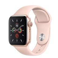 Apple Watch  Series 5 40公釐 智慧手錶 (GPS) _原廠公司貨 (MWV72TA/A)