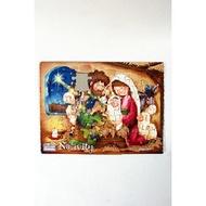 兒童聖經故事拼圖-耶穌誕生【基督教書籍 基督教禮品】