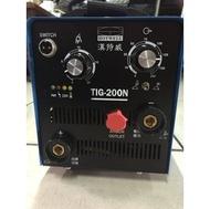 *工具醫院* 漢特威 台灣製造 TIG-200N 氬焊機 電焊機 雙機一體 漢特威全機種均有(特價) S201 S200