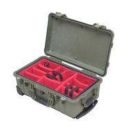 攝影師專用 紅色 派力肯 Pelican1510 IM2500 內膽間隔