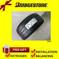 Bridgestone Potenza S001 RFT Runflat tyre tayar tire(With Installation)225/50R17 225/45R18 245/40R18