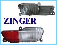 小傑車燈--全新 原廠 三菱 零件 ZINGER 後保桿 倒車燈 後霧燈 一顆550元