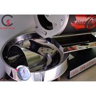 (電熱尊爵黑) RF300 烘豆機 電熱溫控款咖啡烘焙機/咖啡/RF300/自家烘焙/手網/濾掛包/掛耳包