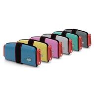 【美國 mifold】4-12歲 隨身口袋 便攜安全座椅-6色可選(可加購汽座收納袋) 好窩生活節