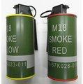 【原型軍品】全新 II G&G 怪怪 M18 煙霧彈 造型BB罐 一標一顆 挑色 380