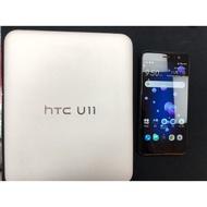 💕二手💕HTC U11 128g藍黑 4g手機