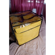 THERMAL BAG PLASTIC COVER/Insulated thermal bag raincoat/(BAG NOT INCLUDED)