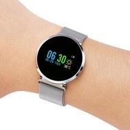 彩屏運動手環男智能手錶女防水計步 oppo華為vivo小米3多功能安卓蘋果通用