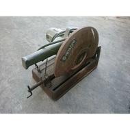 日立高速切斷機 (19121902-0004)110V 鋼筋切斷機 鋼筋切斷器 牙條剪斷器 切管機 切斷機 砂輪切割機
