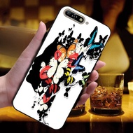 For Huawei Y6 2018 Girl Silicon Case Cover