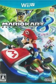 【二手遊戲】WiiU Wii U 瑪利歐賽車8 MARIOKART 8 日文版【台中恐龍電玩】
