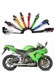 離合器 煞車拉桿 Kawasaki ZX10R 2004-2005年款專用【老虎摩配】