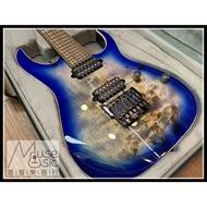【苗聲樂器Ibanez旗艦店】Ibanez PREMIUM 7弦電吉他 RG1027PBF-CBB