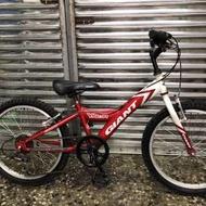 捷安特 Giant yu251 20吋6速二手兒童腳踏車
