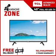 """TCL 40s6800 40"""" Android Smart TV  / TCL Android Smart Led Tv / With Free Voice Remote"""