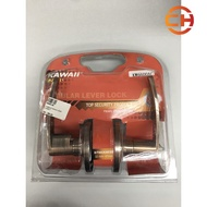 KAWALL TUBULAR LEVER LOCKSET
