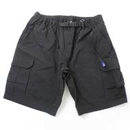 GERRY OUTDOORS 76840-01 Climbing Cargo Shorts 機能口袋 短褲 (黑色)